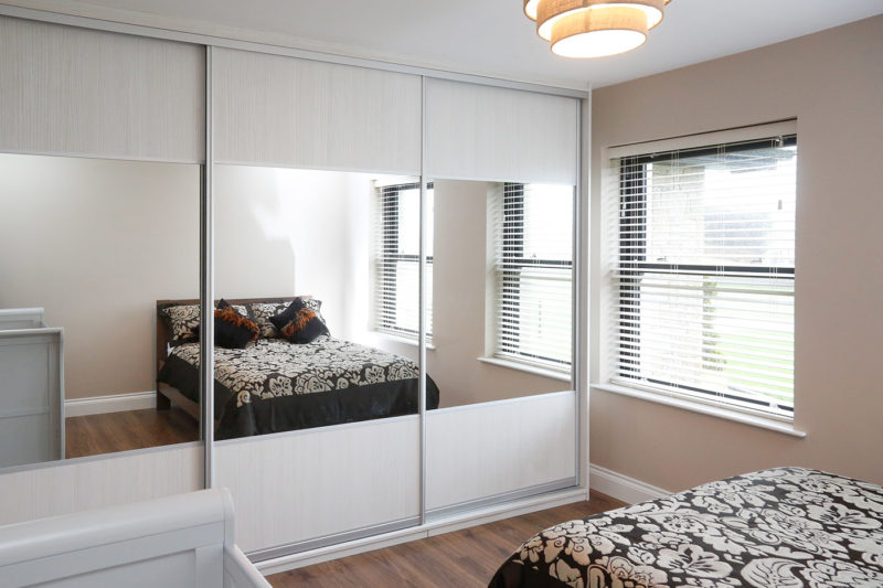 Sliding Door Wardrobes Belfast
